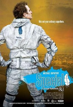 Special (film) - Film poster