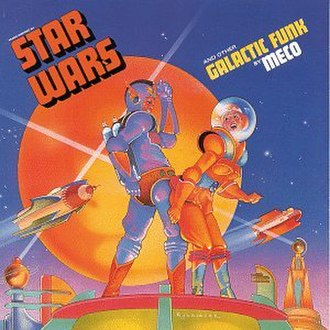 Star Wars and Other Galactic Funk - Image: Star wars and galactic funk