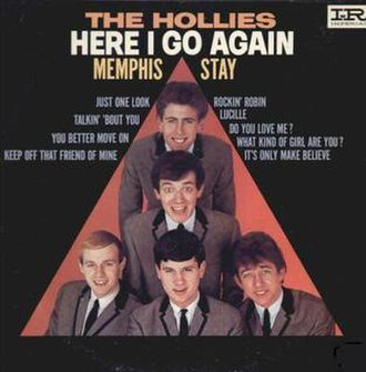 Stay with The Hollies - Image: Stayus