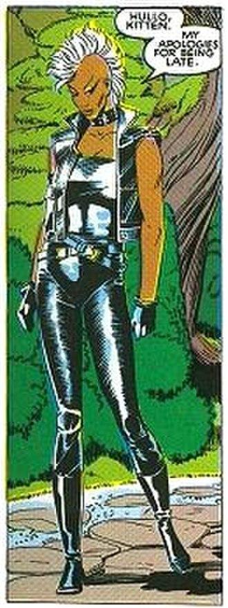 Storm (Marvel Comics) - Image: Storm 22