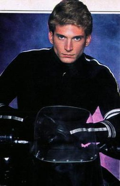 Picture of a TV show: Street Hawk