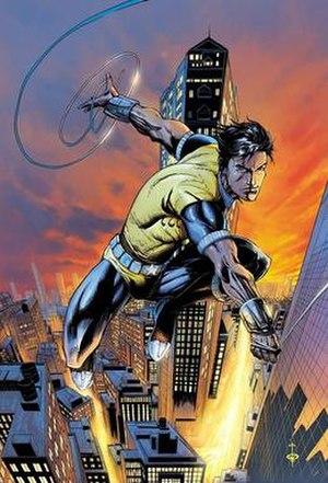 Super Commando Dhruva - Image: Super Commando Dhruva (Pinup)