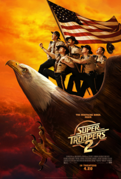 Picture of a movie: Super Troopers 2