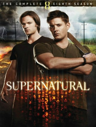 Supernatural (season 8) - Image: Supernatural Season 8