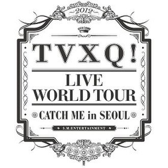 Catch Me: Live World Tour - Tour logo