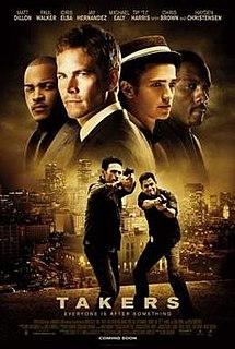 <i>Takers</i> 2010 American film