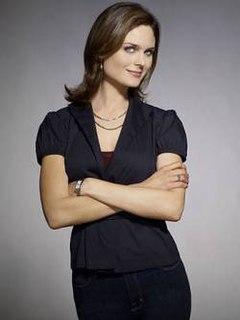 """Temperance """"Bones"""" Brennan"""