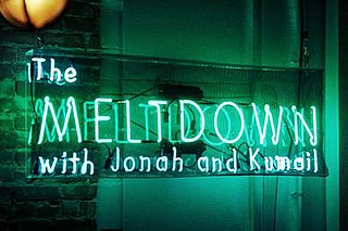 <i>The Meltdown with Jonah and Kumail</i> television series