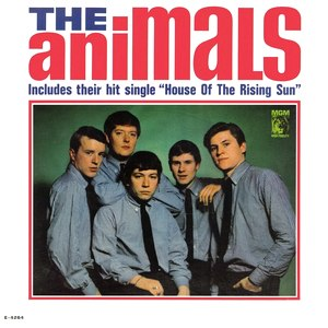The Animals (American album) - Image: The Animals (American album)
