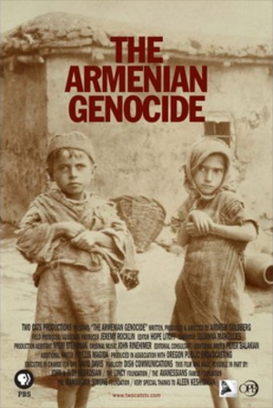 The Armenian Genocide (film) - Theatrical release poster