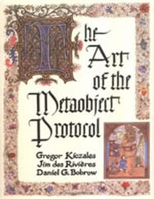 The Art of the Metaobject Protocol - Image: The Art of the Metaobject Protocol cover