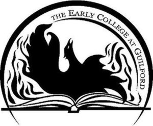 The Early College at Guilford - The Early College Logo