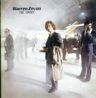 The Envoy (Warren Zevon album cover)