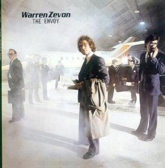 The Envoy - Image: The Envoy (Warren Zevon album cover)