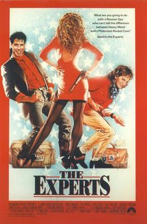 The Experts (1989 film) - Image: The Experts (1989 film)