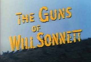 <i>The Guns of Will Sonnett</i> American television series 1967-1969