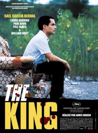 The King (2005 film) - Image: The King (2005 film) poster