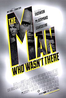 The Man Who Wasn't There (2001)  [English] SL YT -  Billy Bob Thornton, James Gandolfini, Tony Shalhoub, Scarlett Johansson, Adam Alexi-Malle