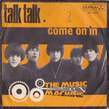 The Music Machine - Talk Talk.png