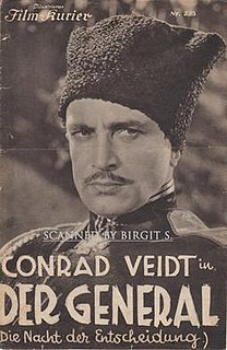 <i>The Night of Decision</i> (1931 film) 1931 film