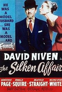 <i>The Silken Affair</i>
