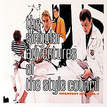 The Singular Adventures of The Style Council , Wikipedia