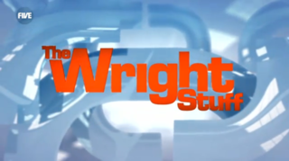 <i>The Wright Stuff</i> television series