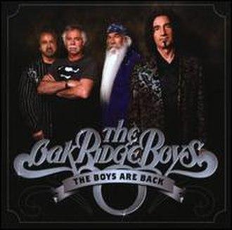 The Boys Are Back (The Oak Ridge Boys album) - Image: The boys are back