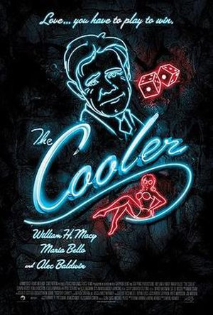 The Cooler - Theatrical release poster