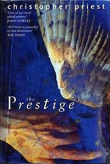 <i>The Prestige</i> 1995 novel by Christopher Priest