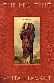<i>The Red Tent</i> (Diamant novel) novel by Anita Diamant, published in 1997