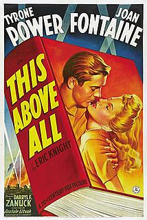<i>This Above All</i> (film)