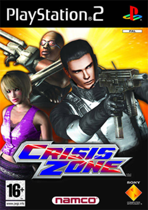Crisis Zone - Image: Time Crisis Crisis Zone Coverart