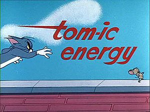 Tom-ic Energy - Title Card