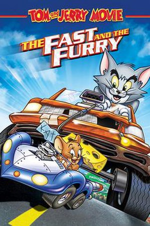 Tom and Jerry: The Fast and the Furry - Image: Tom and Jerry The Fast and the Furry cover
