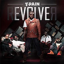 T-Pain Revolver Album Leak Listen and Download