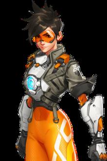 Tracer Overwatch Wikipedia