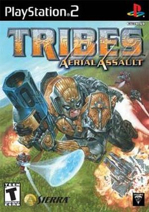 Tribes Aerial Assault - Image: Tribes Aerial Assault
