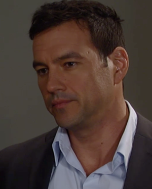 Nikolas Cassadine - Tyler Christopher as Nikolas Cassadine