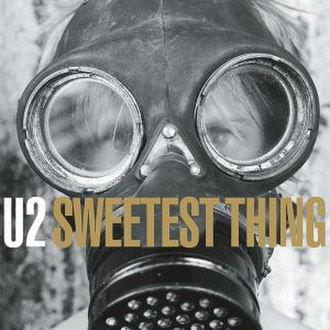 Sweetest Thing - Image: U2 Sweetest Thing