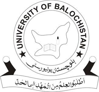 University of Balochistan logo
