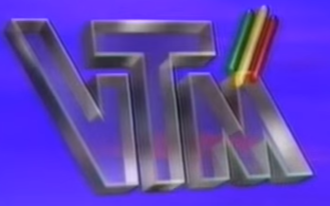 Medialaan - The prior logo of Medialaan, when it was still known as VTM.