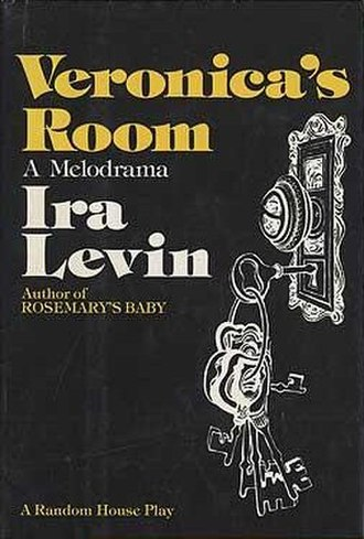 Veronica's Room (play) - First publication (1974)