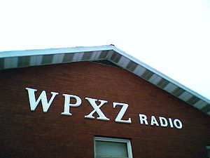 WECZ - WECZ resides in the WPXZ studio building at 904 North Main Street Extension (PA Route 36 North) in Young Township, its home since the early 1970s. Prior to the call letter change, this was known as the WPME Building, with call letters reflecting the same.