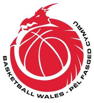 Basketball Wales - Image: Wales B Ball