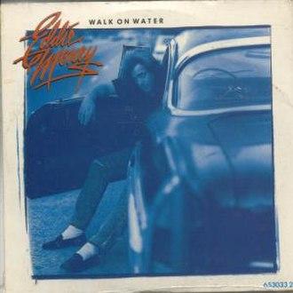 Walk on Water (Eddie Money song) - Image: Walk Eddie