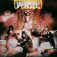 "W.A.S.P. ""Winged Assassins"" cover"