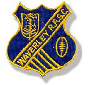 Waverley Rugby Club - Image: Waverley Rugby Club logo