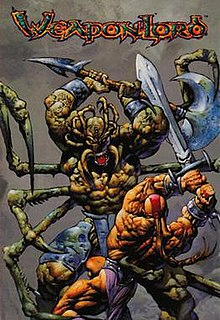 <i>Weaponlord</i> 1995 video game