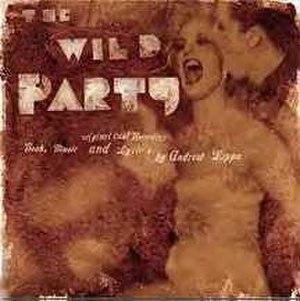 The Wild Party (Lippa musical) - Original cast album